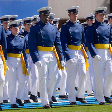 Why you should consider attending a service academy