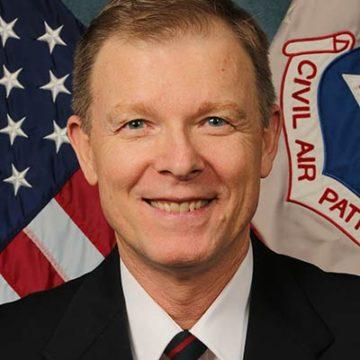 Oregon Wing Civil Air Patrol Change of Command
