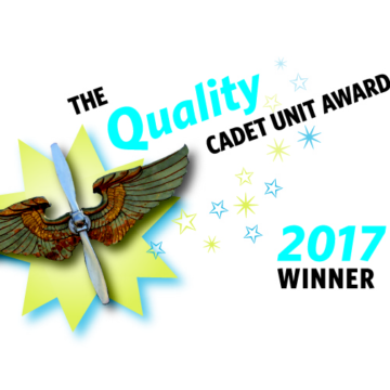 34 Pacific Region units earn 2016/2017 Quality Cadet Unit Award!