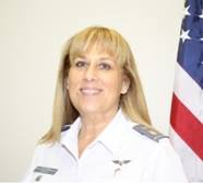 First Woman to Command Civil Air Patrol's Washington Wing